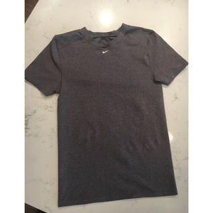 Nike Dri-Fit Grey Shirt